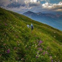Чегет,южный склон. :: Мариям Хаджиева
