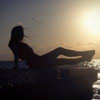 Перед закатом :: Оксана Циферова
