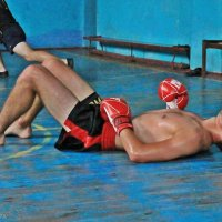 Полная отдача на тренировке - половина успеха! :: Евгения Ламтюгова