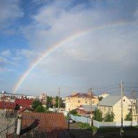 Радуга... после дождя.. :: Оксана Белова