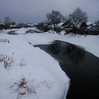 Зимний вечер в Судогде :: Yury Mironov