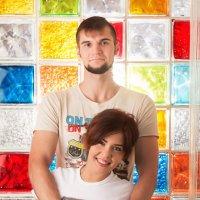 Женя и Костя :: Елена Минеханова