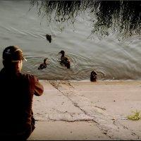Вечер на плотине! :: Владимир Шошин