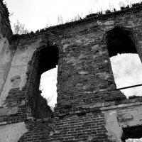 Глаза  разрушенных Храмов. :: Валерия  Полещикова