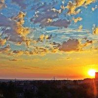 Утро раннее :: Евгения Ламтюгова