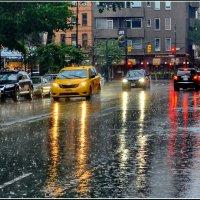 желтое такси :: Petr @+