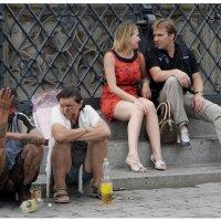Собеседники :: Grigory Spivak