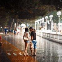 Летний дождь... :: Сергей Бурыкин