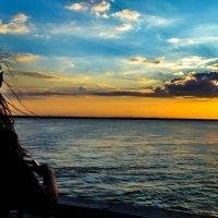 ...умей разглядеть... суть заката иного :: Denis Lisovets