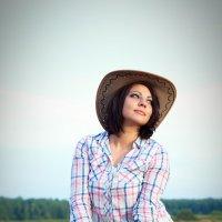 Дама в шляпе :: Александр Клименко