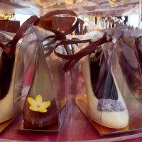 Все из шоколада :: Наталья Пономаренко