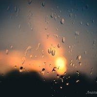Рассвет сквозь окно :: Анастасия Жигалёва