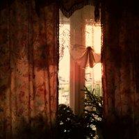 Уютный закат за окном :: Кристина Кеннетт