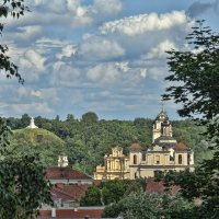Вильно, старый город :: Kliwo