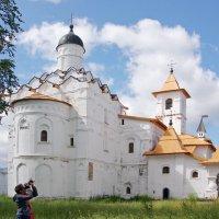 Свято-Троицкий Александра Свирского мужской монастырь. :: Ирина Нафаня