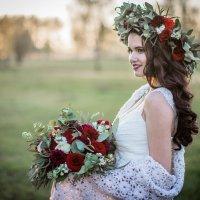 Невеста :: Евгений Оегостуров