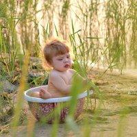 Солнечные ванны :: Камилла Демидова