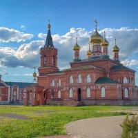Монастырь. :: Александр Селезнев