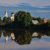 Село Меркушино :: Александр Казаков