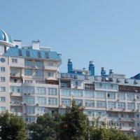Два купола! :: Александр Скамо