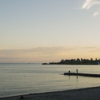 Закат на море :: Наталья Сиротина