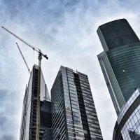 Москва-Сити :: Кирилл Николенко