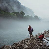 Река Бзыбь :: Сергей Потлов