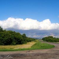По дороге с  облаками... :: °•●Елена●•° Аникина♀