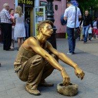 Живая скульптура :: Валерий Чернов