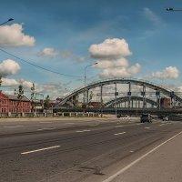 Американские мосты. :: Зоя Авенировна Куренкова