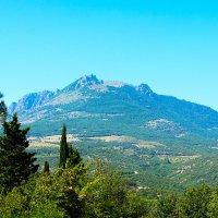 Гора Демерджи :: Виктор Зенин