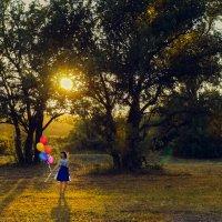 Счастливый закат :: Андрей Липов