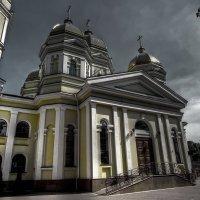 Свято-Алексеевский храм :: Александр Корчемный