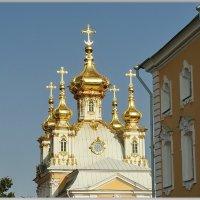 Церковь :: Владимир Гилясев