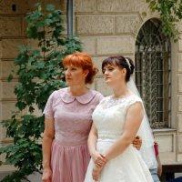 Мать и дочь :: Владимир Бровко