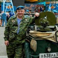 С Днём ВДВ !!! :: Дмитрий Конев