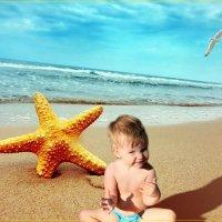 Две звезды. :: Anatol Livtsov