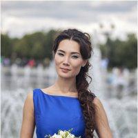 Юля :: Ренат Менаждинов