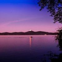луна над Таватуем :: Юлия Раянова