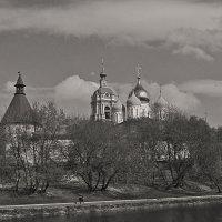 Новоспасский монастырь (Москва) :: Сергей Фомичев