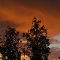 волшебный закат :: Алина Кислинская