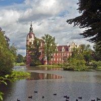 Bad Muskau Castle :: Roman Ilnytskyi