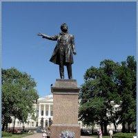 Памятник А.С.Пушкину :: Вера