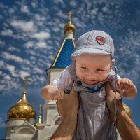 Меня покрестили! :: Дмитрий Макаров