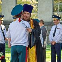 Военный батюшка :: Борис Александрович Яковлев