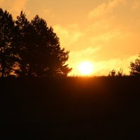 Восход солнца. :: Борис Митрохин