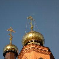 золотые купола. :: владимир ковалев