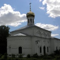 Церковь Вознесения Господня. :: Елена