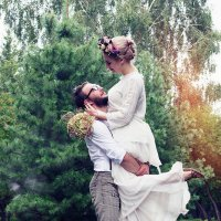 Свадьба. :: Анастасия Задорова