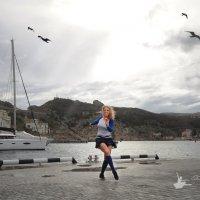 Solo del Mar :: Antonina Kaktus